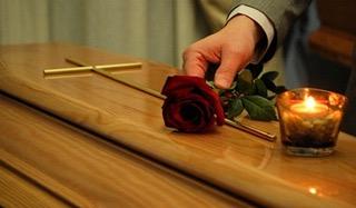 Il funerale civile